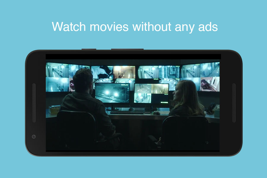 Stream movies without ads